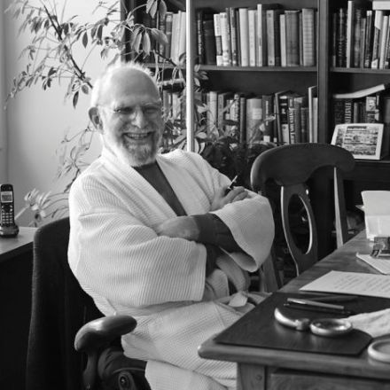 Oliver Sacks remembered in his partner Bill Hayes' intimate memoir