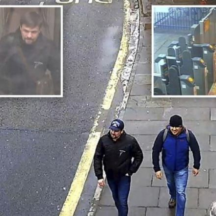 Planes, trains and perfume: how CCTV tracked Novichok to the Skripal's door