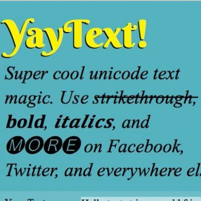 Snapzu Tech Web Yaytext A Text Styling Tool For Facebook Twitter Etc Unicode character symbols table with escape sequences & html codes. snapzu tech web yaytext a text styling tool for facebook twitter etc