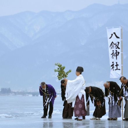 Japanese Monks Recorded the Climate for 700 Years