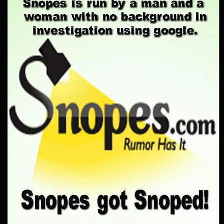 Fact Checking Snopes On Its Own Claims Of Being 'Held Hostage' By 'A Vendor': Well, It's Complicated