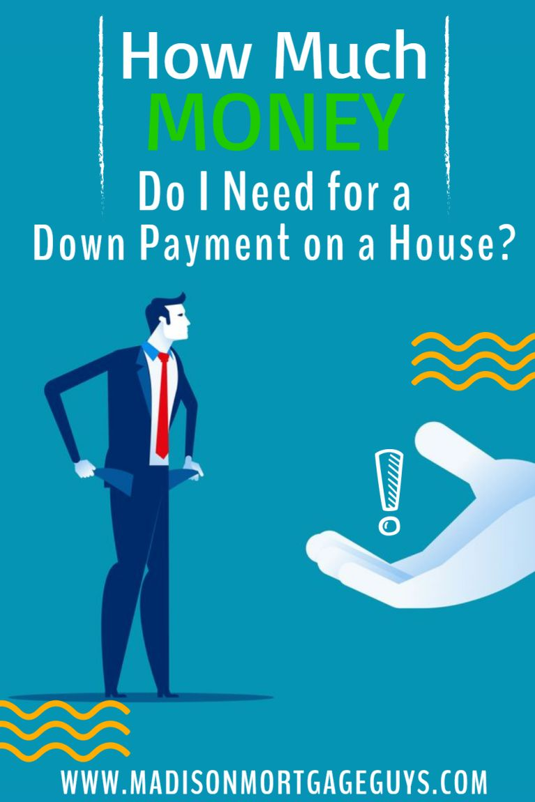 Typical Down Payment Requirement When Buying A House
