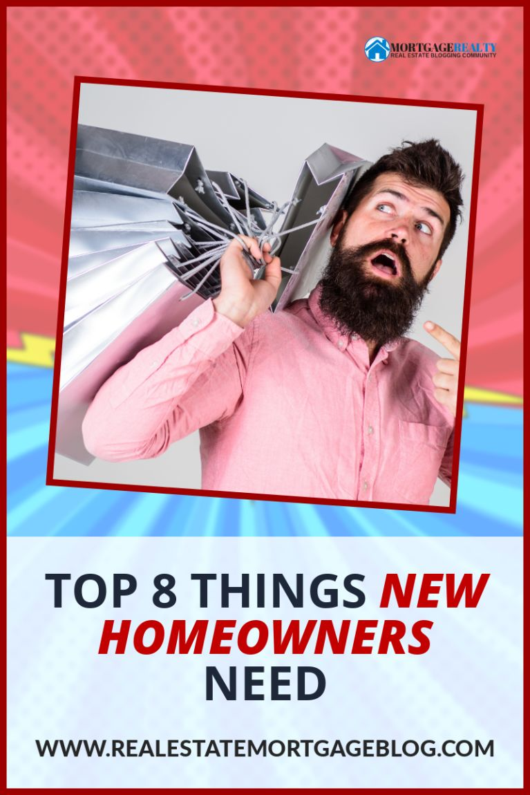 What new homeowners need