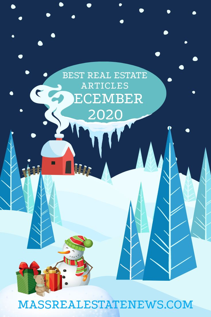 Best Real Estate Articles To Read From December 2020