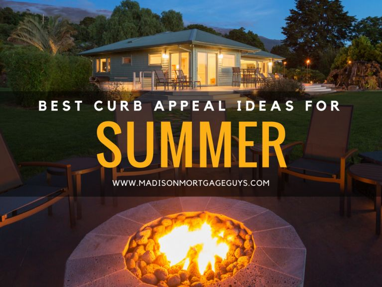 Top Curb Appeal Ideas For Summer
