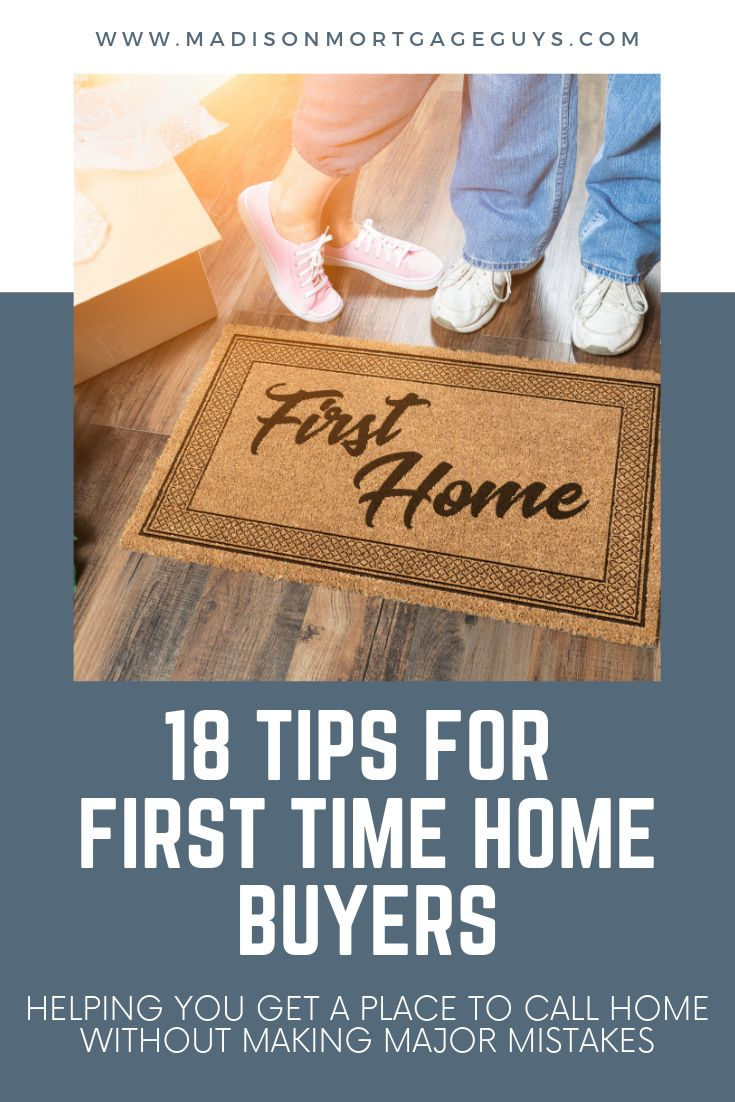 Vital First Time Home Buyer Tips