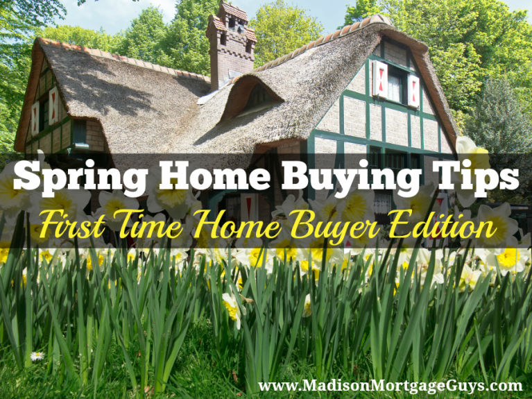 Home Buying Tips For Spring