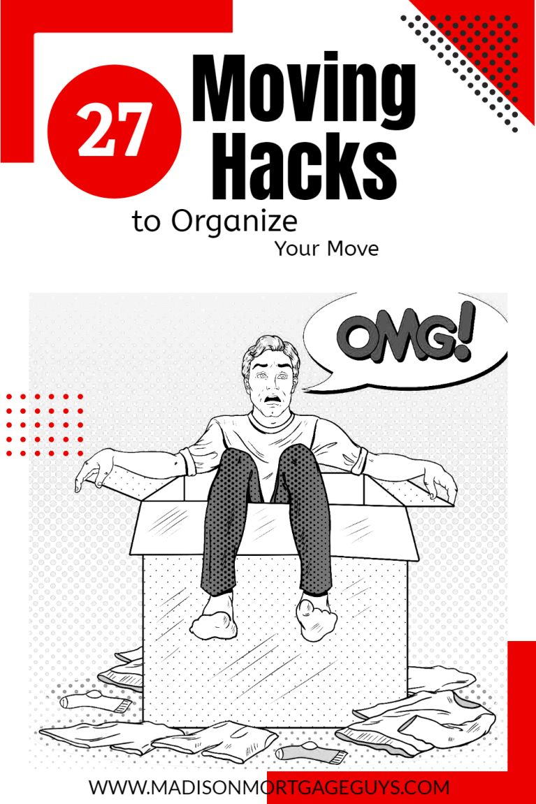 27 Moving Hacks and Tips