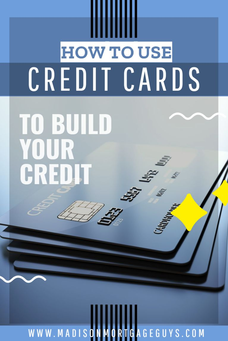 How To Use A Credit Card Wisely To Build Your Credit
