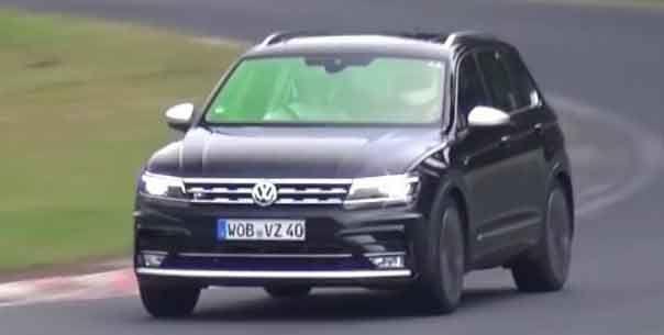 2018 Volkswagen Tiguan R