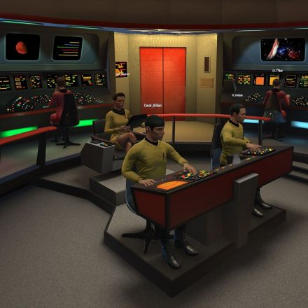 CBS Shuts Down Stage 9, a Fan-Made Recreation of the USS Enterprise
