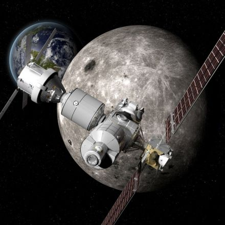 NASA Shapes Science Plan for Deep-Space Outpost Near the Moon
