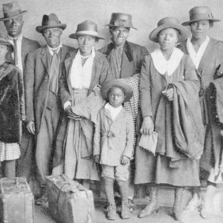 Tales of African-American History Found in DNA