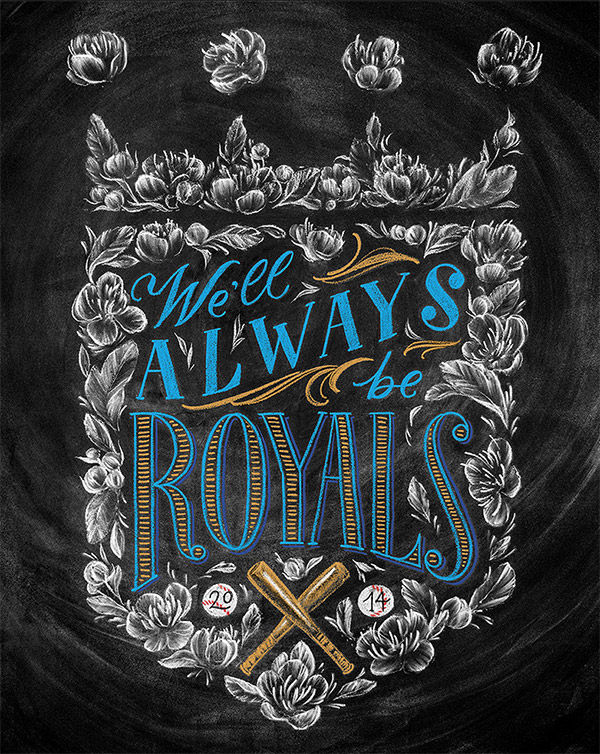 WE'LL ALWAYS BE ROYALS BY CASEY LIGON