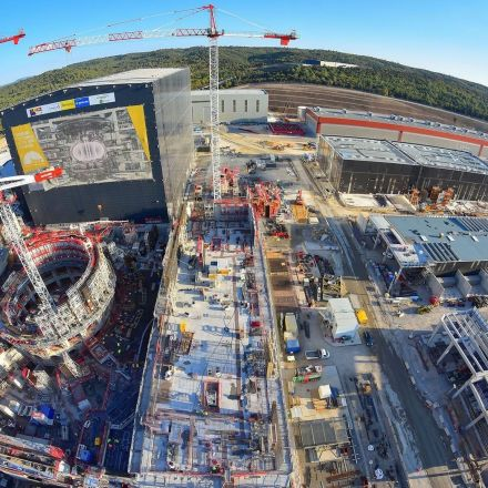 Iter nuclear fusion project reaches key halfway milestone