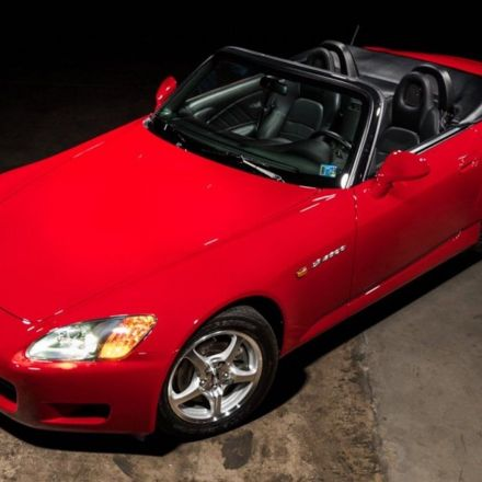 Honda S2000 With Only 1,001 Miles Purchased by IndyCar Driver for Staggering $48,000