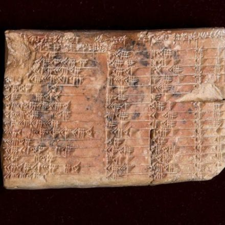 Were the Babylonians better mathematicians than us?