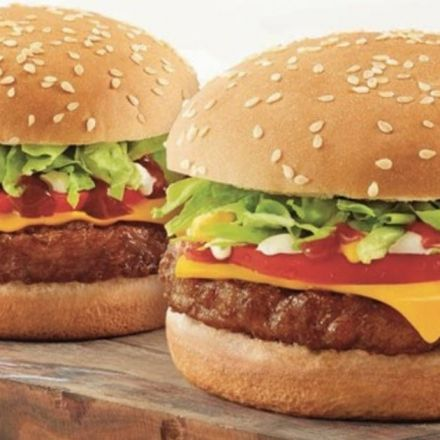 Tim Hortons is now selling Beyond Meat burgers