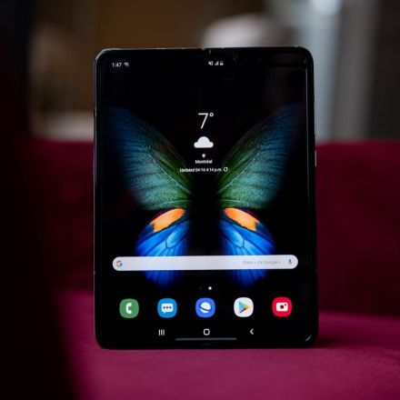 Samsung Galaxy Fold launch date mooted, and it's literally a week away