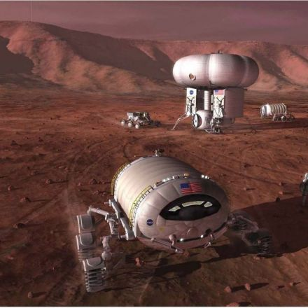 NASA's $1 Million Mars-Settling Challenge: Turn CO2 into Sugar