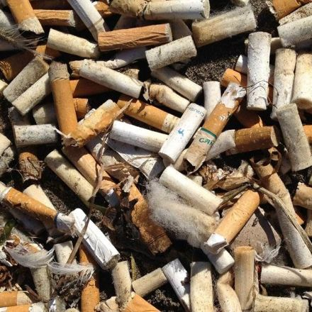 Critics say cigarette filters, a health and environmental scourge, must go