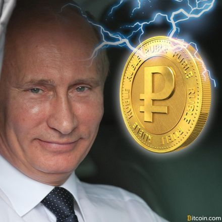 Putin Orders the Issue of Russia's National Cryptocurrency – the Cryptoruble