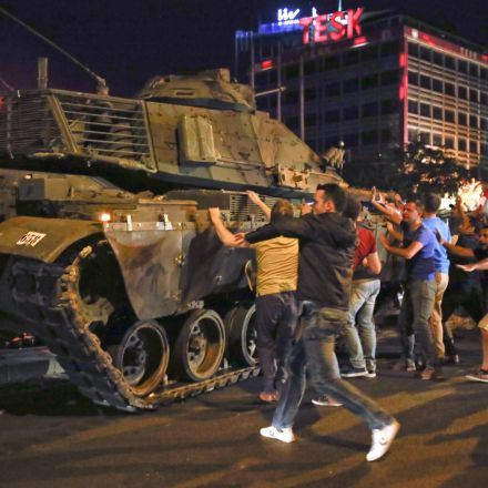 Turkey dismisses 7,400 more police, soldiers and public sector workers a year after failed coup