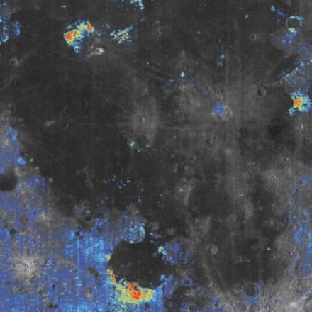 Scientists May Have Just Discovered Enormous Amounts Of Water On The Moon