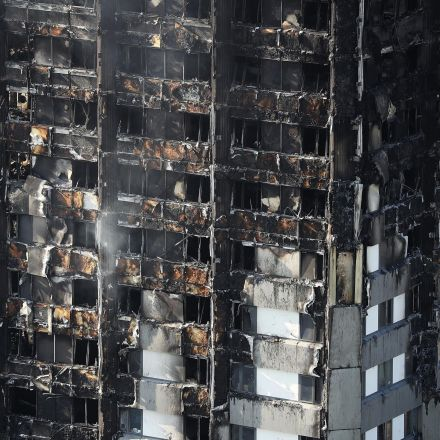 Christmas money for Grenfell Tower survivors did not arrive in time for 18 households