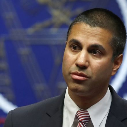 Man charged with threatening to kill Ajit Pai's family