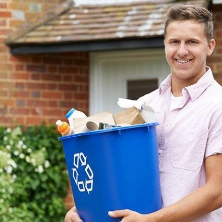 Men Don't Recycle to Avoid Looking Gay, New Study Says
