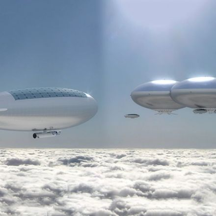 NASA eyes 'cloud city' airship concept to explore Venus