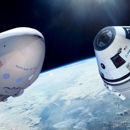 After Delays, SpaceX and Boeing Aim to Launch Astronauts Next Year