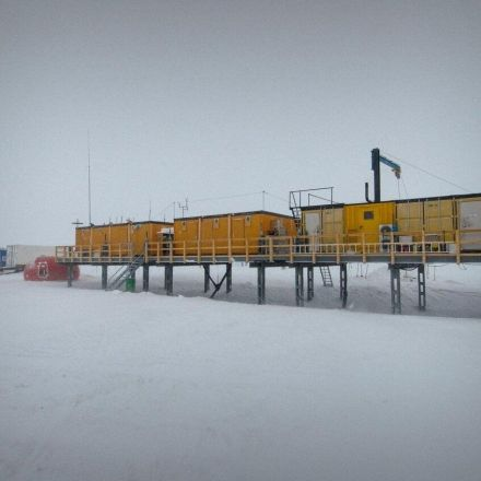 Scientists discover star dust in Antarctic snow