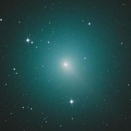 A Bright Green Comet will Be Visible From Earth Next Week