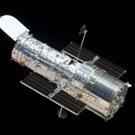 Hubble Telescope's Broken Gyroscope Seemingly Fixed After Engineers Try Turning It Off and On Again