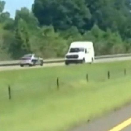North Carolina state trooper caught on video appearing to speed wrong way down highway
