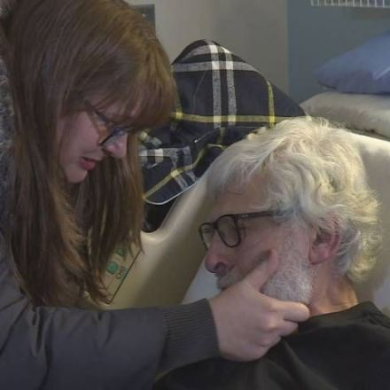 'It's a dream come true': Genetic test leads to emotional father-daughter reunion