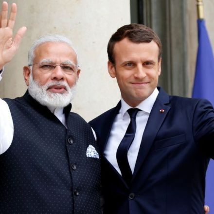 Trump climate deal: Modi vows to go beyond Paris accord