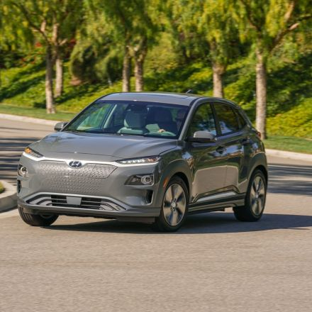 Hyundai finally gives us a price for the 2019 Kona EV—$29,995