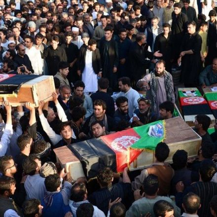 Father of Afghan Robotics Team Captain Is Killed in Suicide Bombing