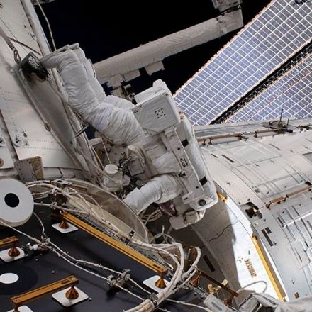 ISS gets a new docking port for future spaceships