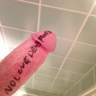 The album's release was met with strong attention from online media groups, largely due to its sexually explicit album cover, which features a picture of group member Zach Hill's erect penis, with the album title written across it.