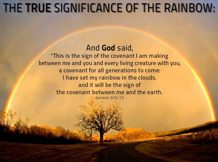 Meaning of the Rainbow