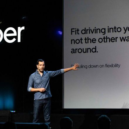 Uber: The ride-hailing app that says it has 'zero' drivers
