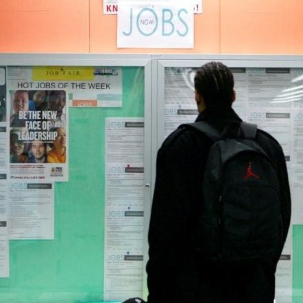 U.S. jobless claims hit more than 44-year low