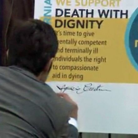 111 Terminally Ill People Took Their Own Lives in 1st 6 Months of California's Right-to-Die Law