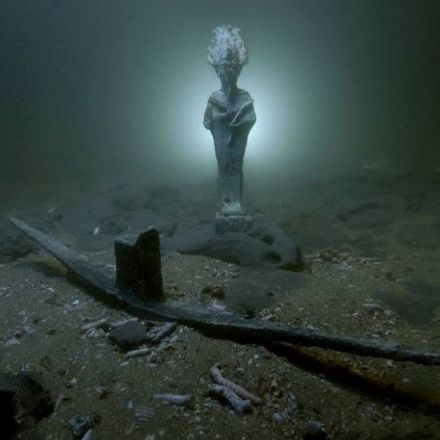Ancient Shipwrecks Discovered in Alexandria's Harbor