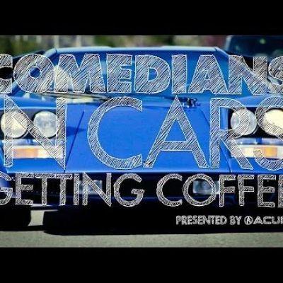 Comedians in Cars Season 6 Premieres June 3