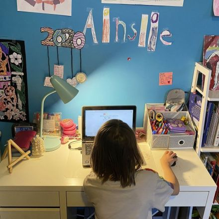 Some overwhelmed parents are giving up on distance learning and abandoning at-home schooling